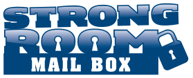 Strongroom Self Storage mailbox