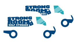Strongroom Self Storage van hire